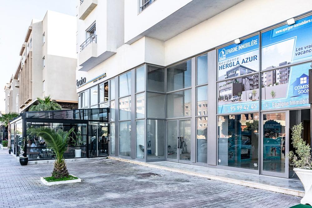l'immobilier Neuf en Tunisie : Des locaux neufs à vendre ou à louer à Tunis