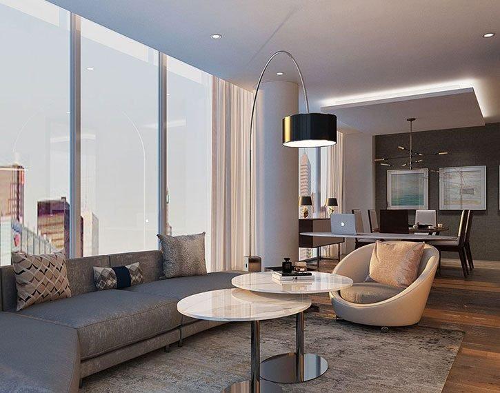 l'immobilier Neuf en Tunisie : Appartement luxueux